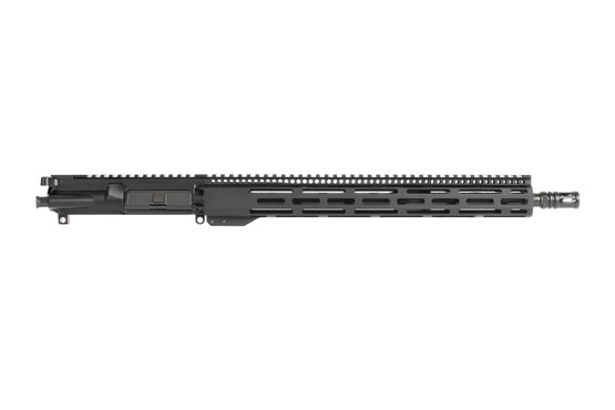 Radical 16in 5.56 NATO SOCOM complete ar15 upper half is ready to rock out of the box with a mid-length gas system, just add sights