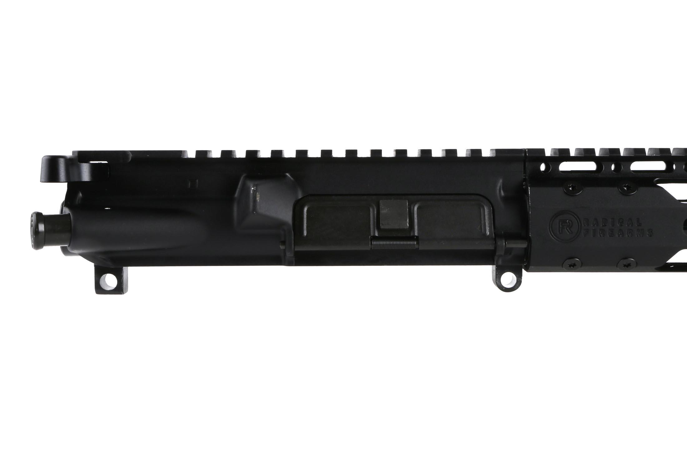 The Radical Firearms SOCOM complete upper features a forged aluminum receiver