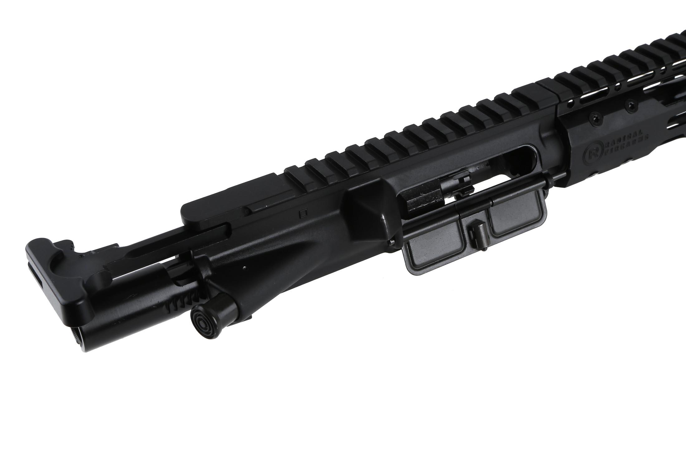 The Radical Firearms 5.56 complete upper comes with bolt carrier group and charging handle
