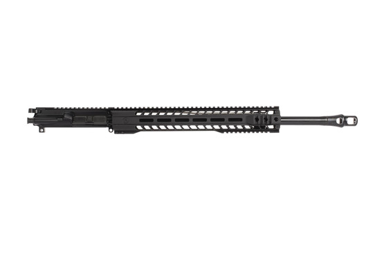 Radical Firearms 20in .450 Bushmaster heavy AR-15 complete upper half features a reliable rifle gas system