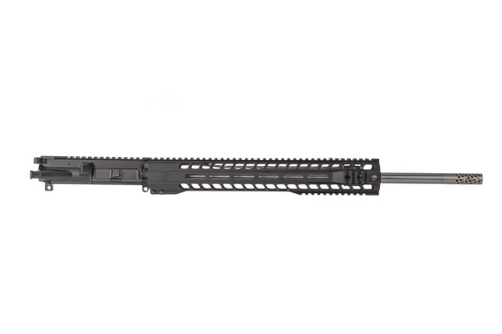 Radical Firearms 6.5 Grendel complete ar15 upper receiver is equipped with a soft shooting rifle length gas system