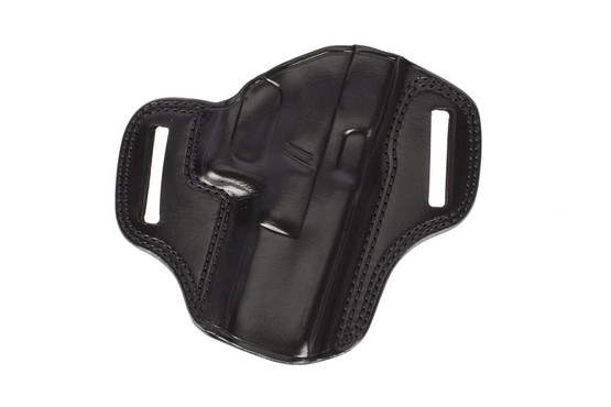 Galco Combat Master Belt Holster - GLOCK 17 - Right Hand - Black