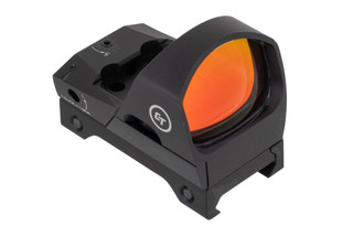 Crimson Trace red dot sight features a 3.25 MOA reticle