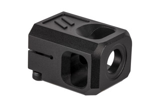 The Zev Technologies 9mm PRO compensator V2 for Glock handguns is designed to reduce muzzle rise