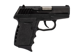 SCCY CPX-2 9mm sub-compact handgun in blacks