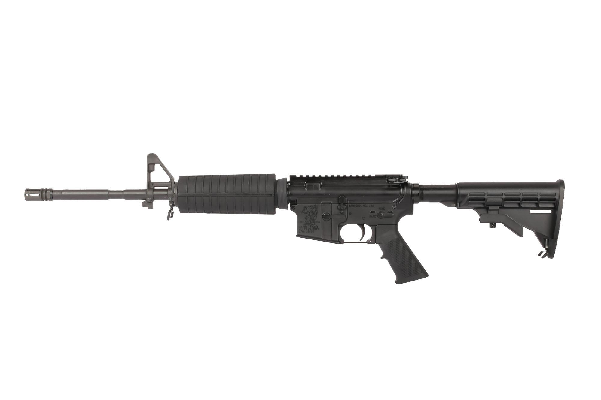 Bear Creek Arsenal 16 .223 Wylde 1:9 Carbine Length M4 Rifle