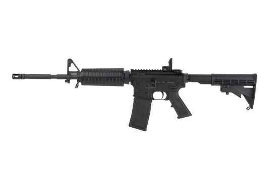 Colt 6920 M4 rifle features a carbine length gas system