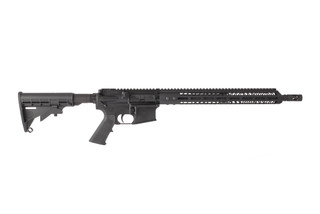 Bear Creek Arsenal 16in 7.62x39mm complete AR-15 rifle features a lightweight 15in M-LOK handguard