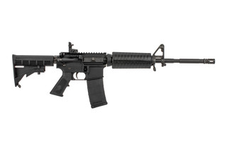 Colt M4 Carbine is chambered in 5.56 NATO