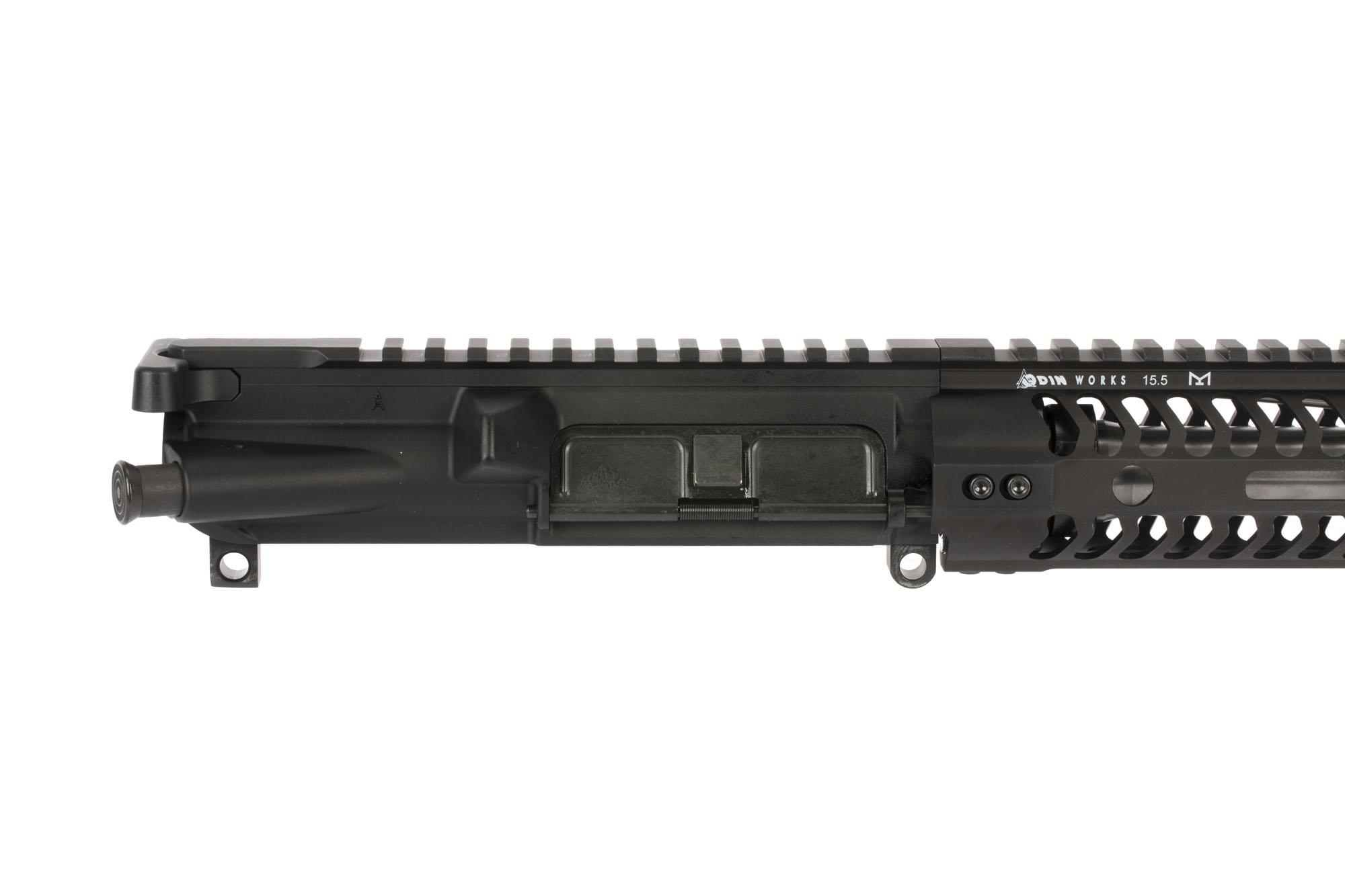 ODIN Works 20 6.5 Grendel comes with an eXtended charging handle