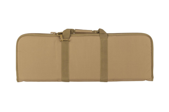 "NcSTAR tan 36"" carbine case is padded to protect your favorite rifle or carbine"