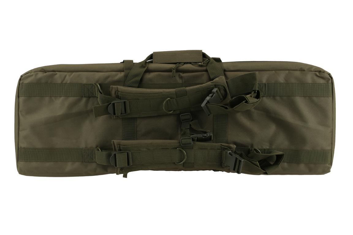 "NcSTAR Double Carbine Case 36"" - Green"