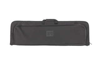 NcSTAR Deluxe Rifle Case is a 42in x 13in black rifle case designed to secure and protect your favorite carbine