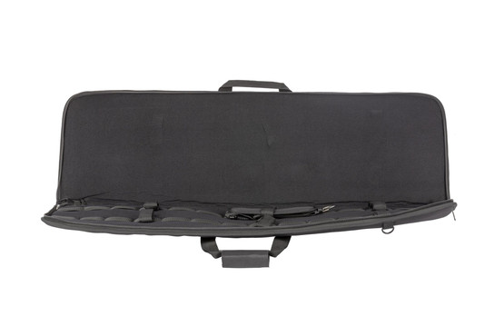 NcSTAR black 42in Deluxe rifle case features an internal web system for a custom fit on your favorite carbines