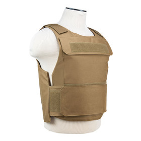 NcSTAR Discreet plate carrier in tan