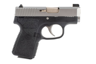 Kahr CW380 sub compact pistol features night sights