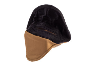 Unity Tactical Cold Weather Liner for helmets, standard model in flat dark earth