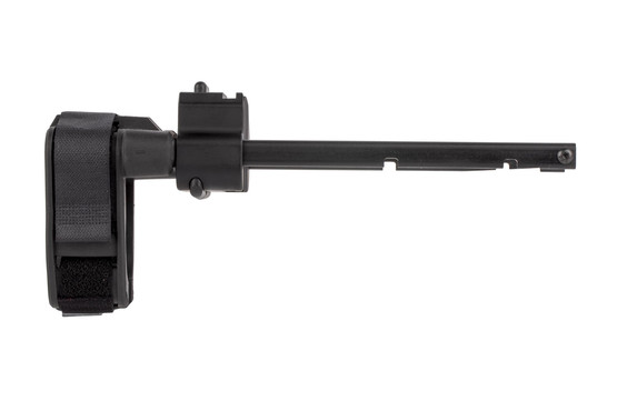 The SB Tactical CZ Scorpion telescoping brace features three positions of adjustability