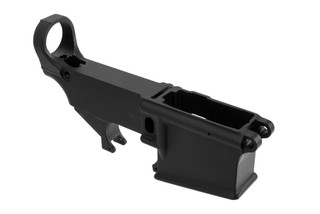 Anderson Manufacturing 80% AR15 lower receiver is forged from 7075-T6 aluminum