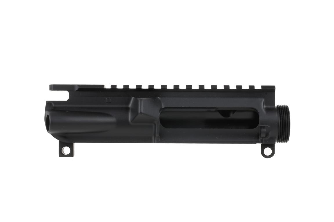 The Anderson MFG 458 SOCOM Upper receiver is compatible with Mil-Spec lower receivers
