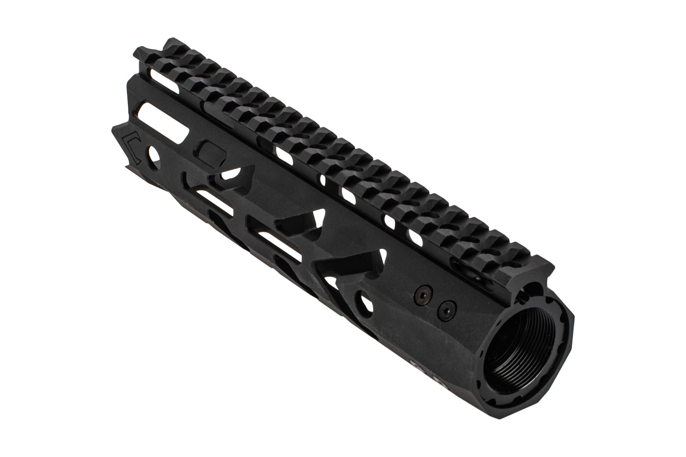 F-1 Firearms D7M free float handguard comes with an anti rotation barrel nut