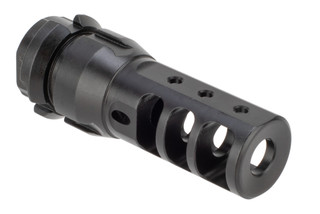 Dead Air Armament 762 muzzle brake suppressor mount is threaded 5/8x24