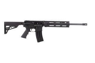 Diamondback Firearms DB15 Rifle features a quad rail handguard