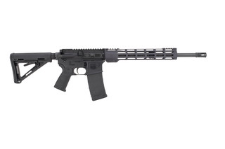 diamondback firearms db15 ar15 rifle features a free float m-lok handguard