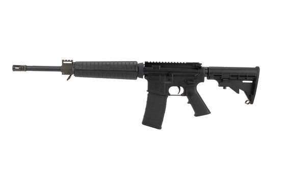Armalite M-15 5.56 carbine features M4 style furniture