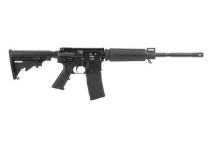 Armalite M15 5.56 M4 carbine features a ballistic advantage barrel