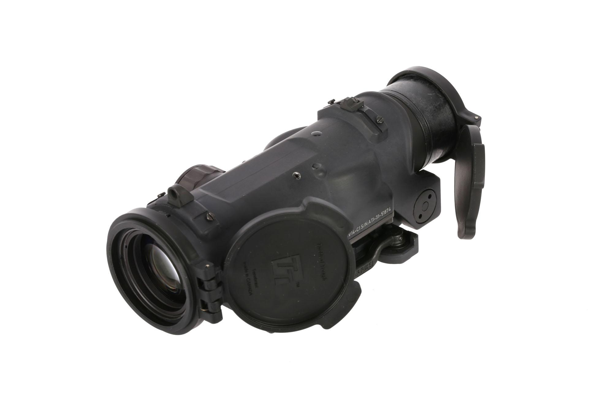 ELCAN SpecterDR Dual Role 1x/4x 5.56 Optical Sight - Black