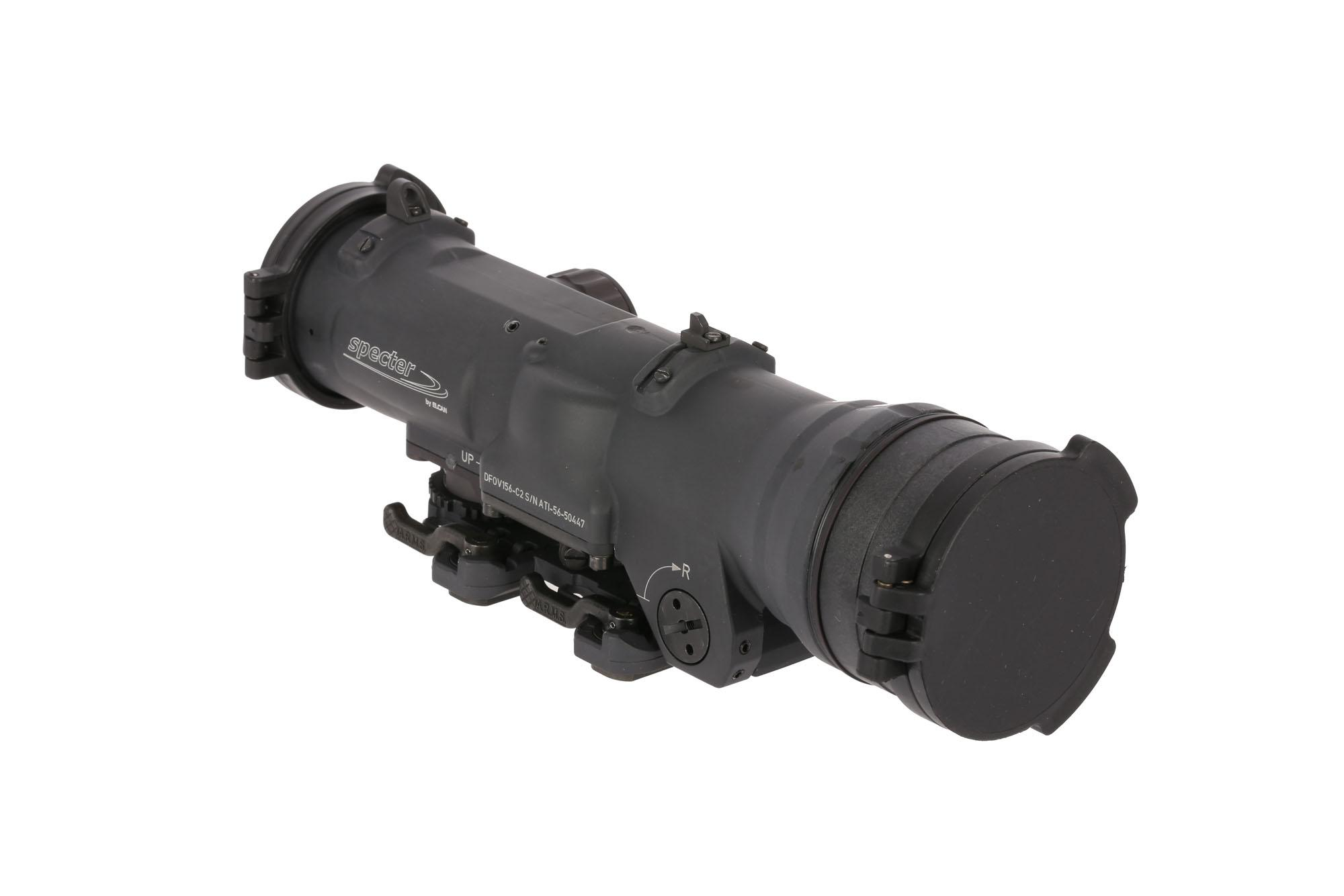ELCAN SpecterDR Dual Role 1.5x / 6x Optical Sight - 7.62 NATO - Black