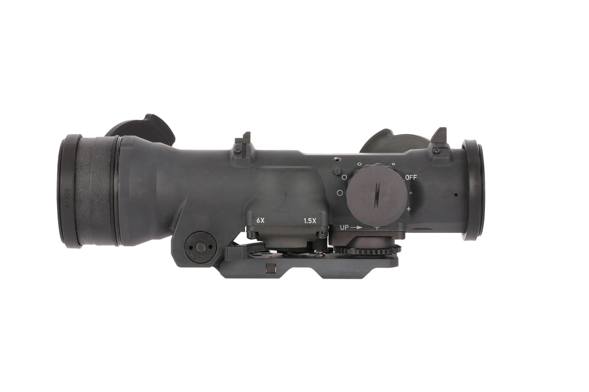 ELCAN SpecterDR Dual Role 1.5x/6x 7.62 Optical Sight - Black