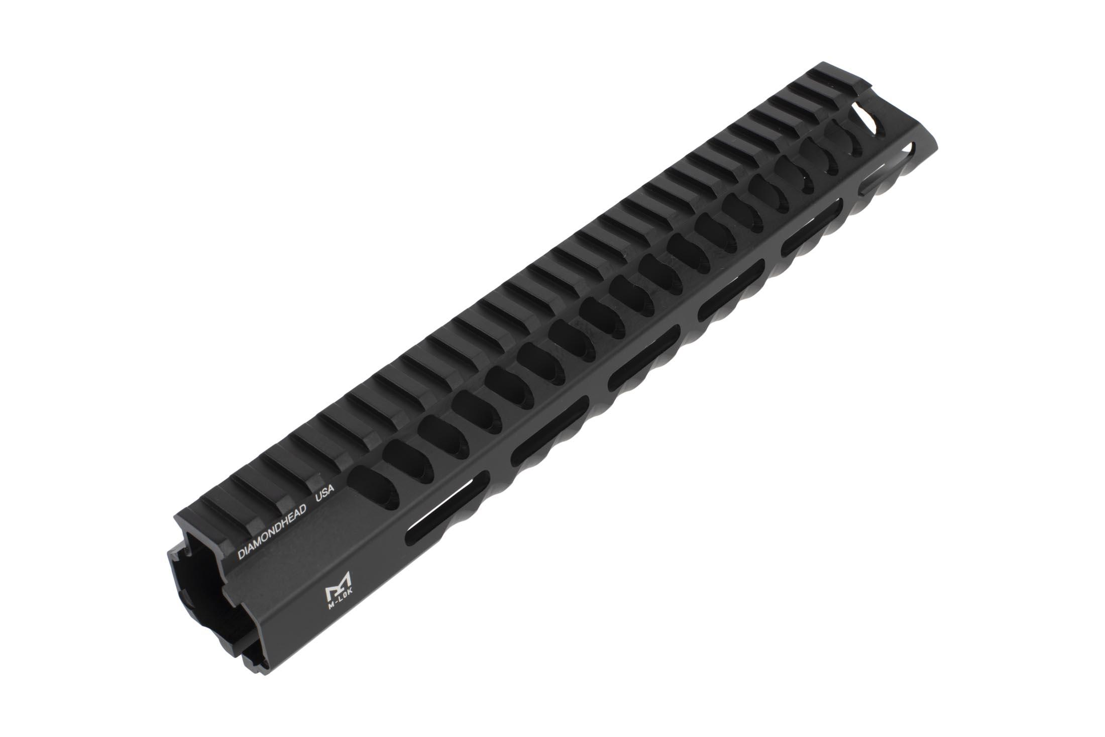 Diamondhead USA Series 3 VRS-T free float 10.25in AR15 handguard features anti-rotation tabs and M-LOK compatibility