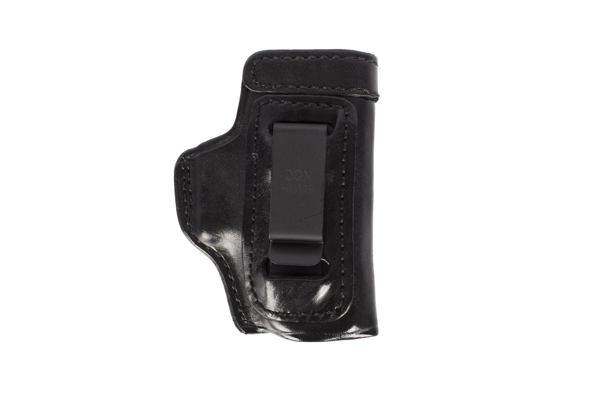 Don Hume H715-M W.C. Open Top Waistband Clip-On Holster - Right Hand - Glock 43
