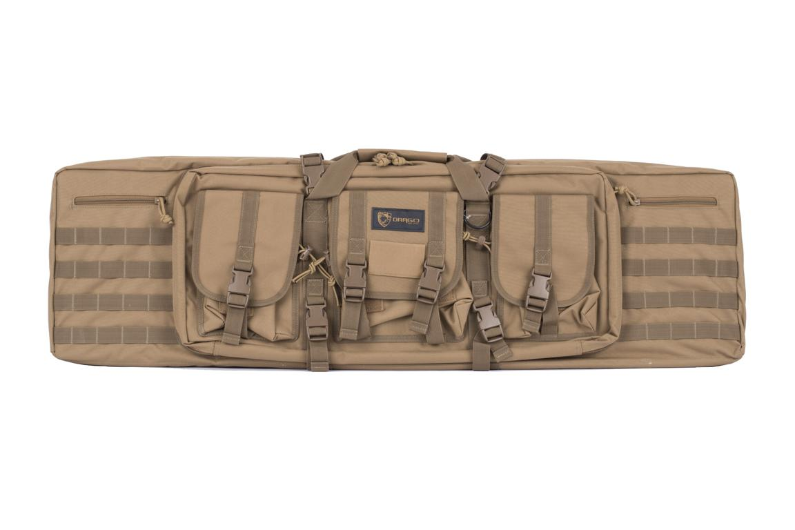 Drago Gear 42 Single Gun Case - Tan