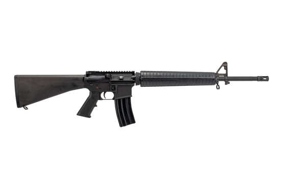 "DoubleStar Corp STAR-15 complete 20"" rifle with 5.56 NATO chamber fixed stock and A2 flash hider"