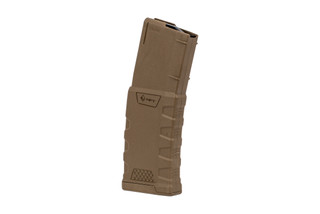 mission first tactical extreme duty 30 round magazine features a scorched dark earth color