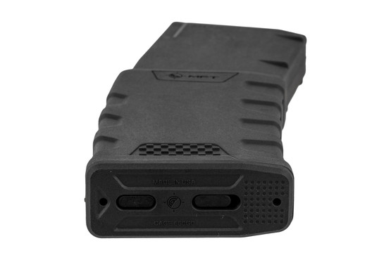 Mission First Extreme Duty standard capacity 30-round 5.56 NATO magazines with black finish are made in America