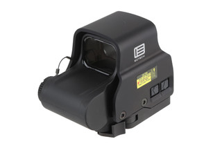 The EoTech EXPS2-0 holographic weapon sight features a 68 MOA ring and 1 MOA red dot reticle