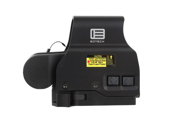 The EoTech EXPS2 0 HWS features a durable aluminum design and easy to use buttons