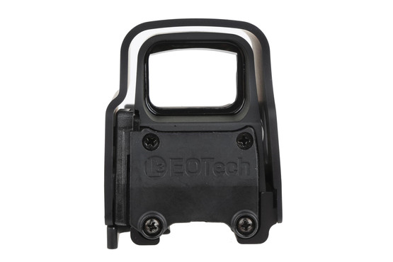 The EoTech EXPS2 Holographic sight features extremely clear glass with a protective casing