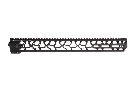 Odin Works RAGNA 17.5in M-LOK rail is an incredibly lightweight freefloat handguard for the AR-15 with unique design aesthetics