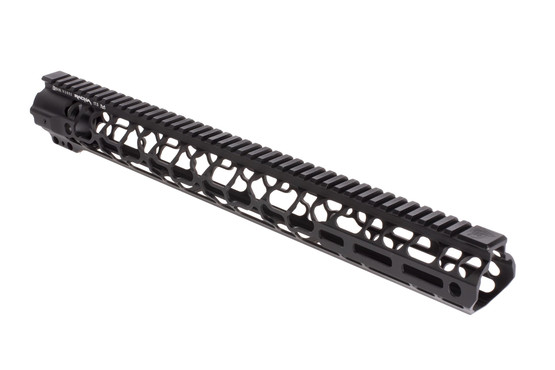 Odin Works Ragna M-LOK handguard is 17.5 inches in length and uses the effective Odin Works mounting system