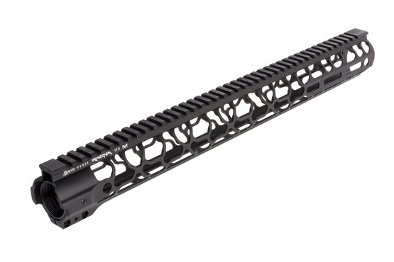 Odin Works 17.5in free float Ragna M-LOK rail features a full length M1913 picatinny top rail for your favorite sights and accessories