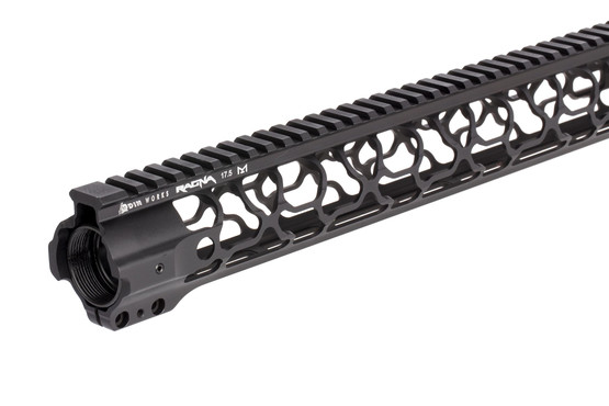 Odin Works ultralight 17.5in Ragna M-LOK AR-15 rail includes the barrel nut and mounting hardware