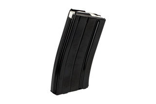 The E-Lander 17 round 6.5 Grendel Magazine features a steel body with proprietary coating
