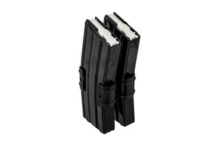 E-Lander 2 Pack gives shooters two of their 30-round steel magazines with a quality coupler for faster reloads.