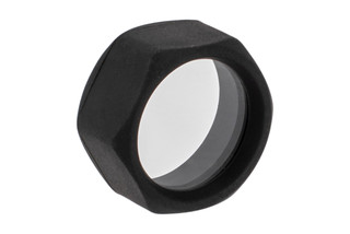 SureFire Clear filter lens is designed to be a secondary protection against carbon buildup