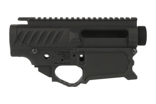 The F1 Firearms BDR-10 .308 receiver set is billet machined from 7075-T6 aluminum